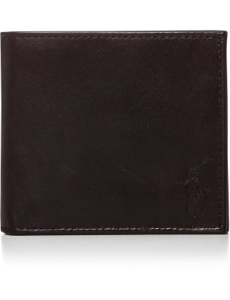 Classic Leather 8cc Billfold