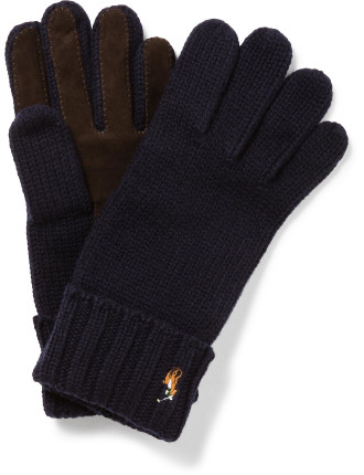 Signature Merino Tech Glove W/ Palm Patch