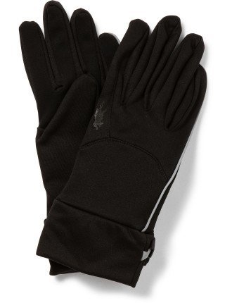 Classic Wind Resistant Pioly-Fleece Tech Gloves