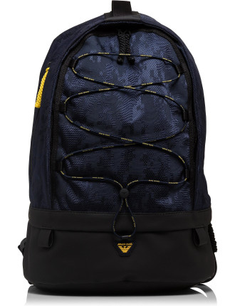 Digital camo printed nylon Backpack