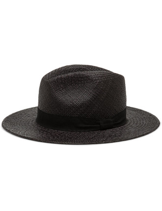 Classic Panama Hat W/ Grow Grain Band