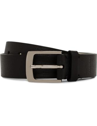 Jackson Animal Skin Impinted Belt