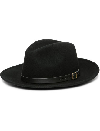 Indiana Jones Belt Fedora