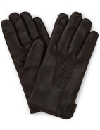 Cashmere Lined Nappa Leather Gloves $99.95