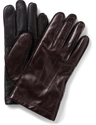 Touch Nappa Glove W/ Wool Lining