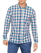 Long Sleeve Large Gingham Check Shirt $139.30