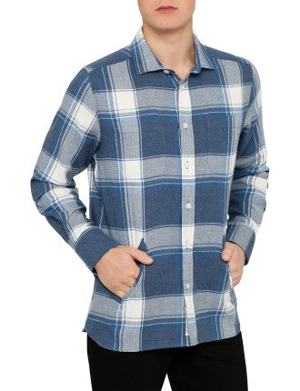 Long Sleeve Rob Check Shirt