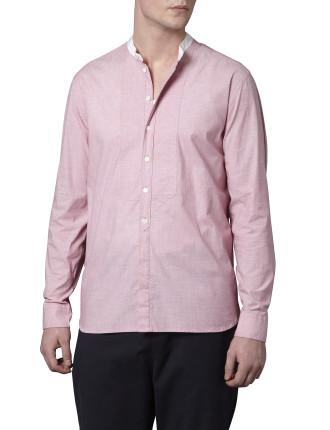 Long Sleeve Harold End On End Shirt