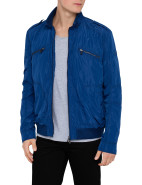 Zip Pocket Bomber Jacket $317.40