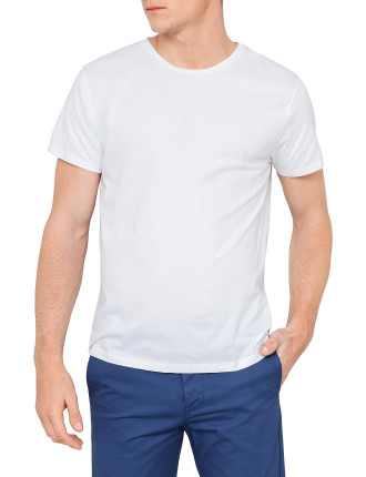 Short Sleeve Basic Tee