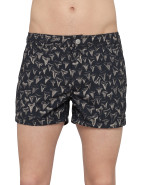 Short Slim Shark Teeth Swim Short $95.40