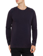Theo Seal Skin Shoulder Detail Knit $169.00