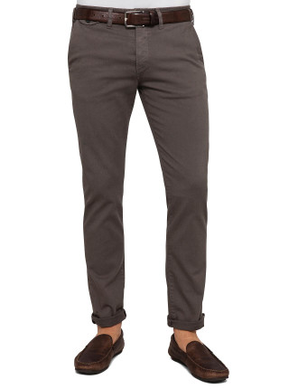 Slim Fit Cotton Stretch Chino