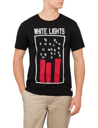 White Lights Tee