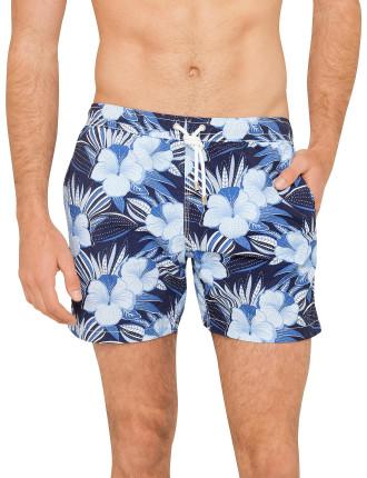 Floral Swim Short