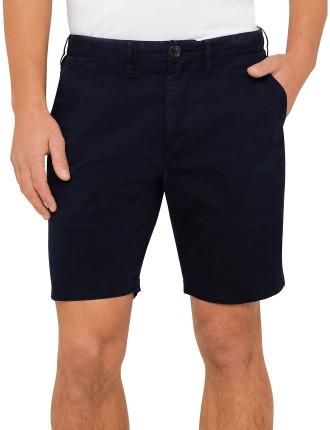 Cotton Stretch Short