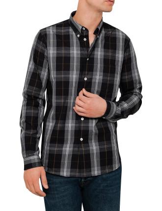 Dark Tartan Shirt