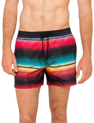 Stripe Classic Swim Short