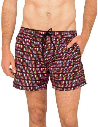 Printed Classic Swim Short