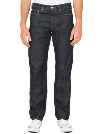 PS by PAUL SMITH Std Fit Jean Mid Wash