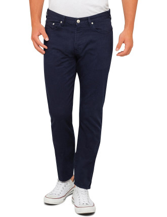 PS by PAUL SMITH Tapered Fit Coloured Denim