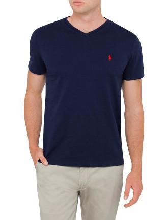Medium Fit V-Neck T Shirt