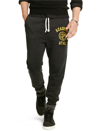 Cotton Blend Fleece Jogger