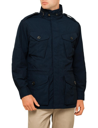 Down Field Coat