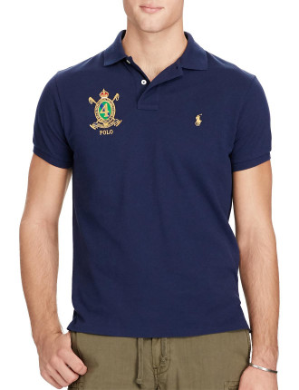 Custom-Fit Featherweight Polo