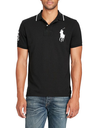 Custom-Fit Big Pony Polo Shirt