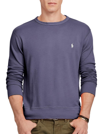Lscnm4-Long Sleeve-Knit-Spa Terry