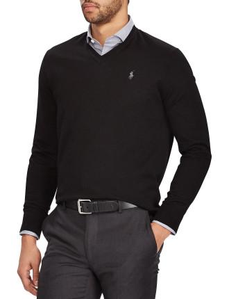 Slim Washable Merino Sweater