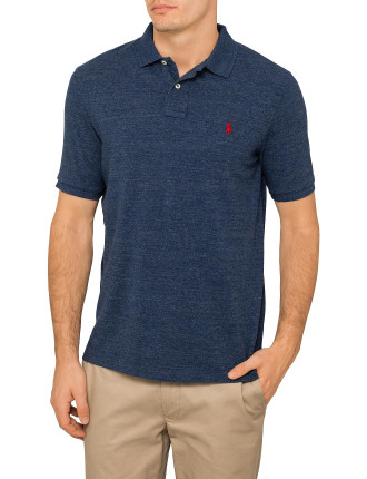 S/S CLASSIC FIT MESH POLO