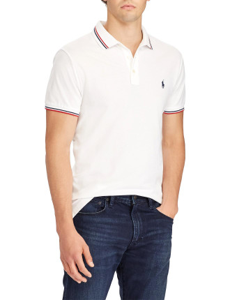 Custom Slim Featherweight Polo