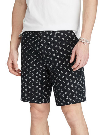 Classic-Fit Linen-Blend Short