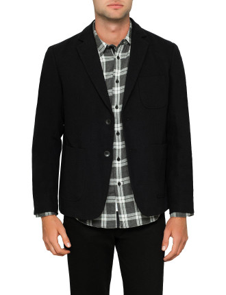 PATRICK PATCH BLAZER