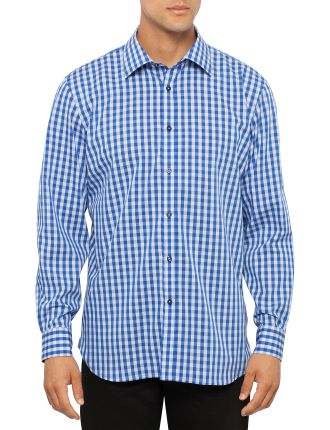 Bright Gingham Shirt