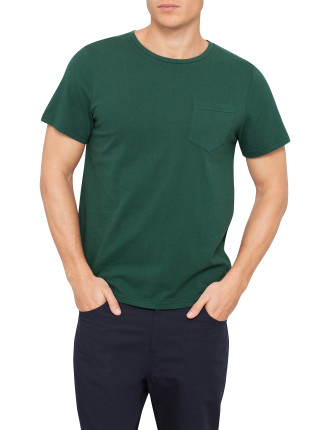 Short Sleeve Klein Basic Tee