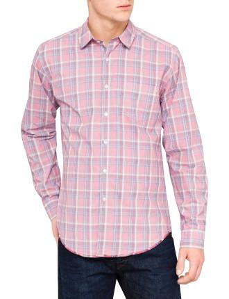 Long Sleeve O'Dean Inside Out Shirt