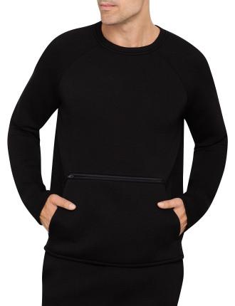 Scuba Double Knit C/N Sweatshirt