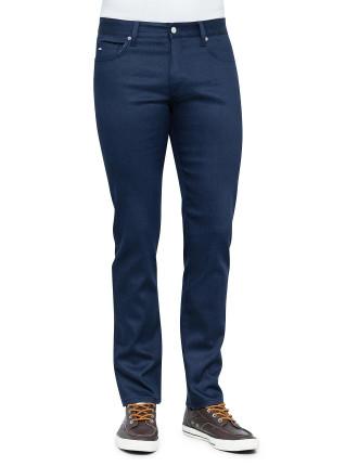 Jay Comfort Stretch Blue/Black Coating Jean