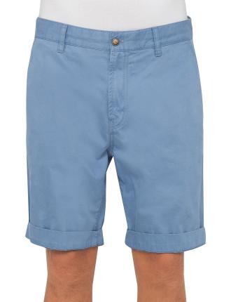 Nate Season Cotton Shorts