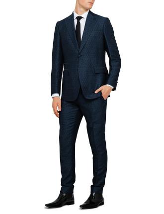 Wilston Pl Soft/G Botanic Mix Suit