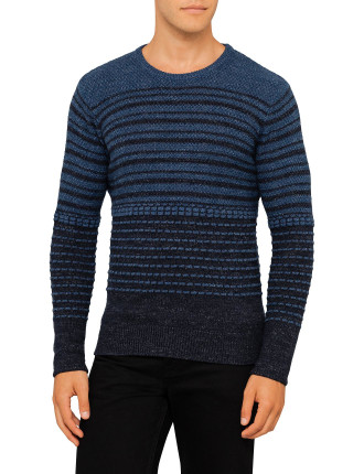Frequency Crew Neck Sweater