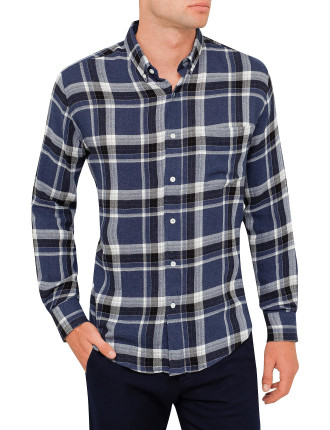 Summer Fit Shirt- Blue Tarten
