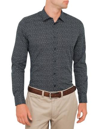 Daniel Raw Silk Shirt