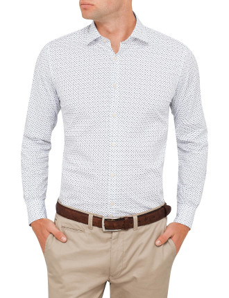 Daniel Season Print Shirt