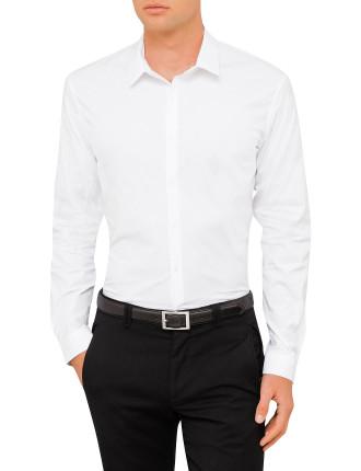 White Stretch Shirt
