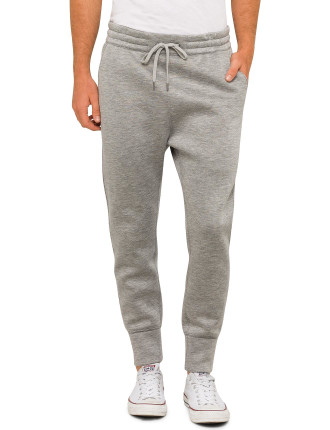 Curved Leg Track Pant