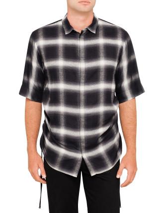 Drawcord Ss Shirt